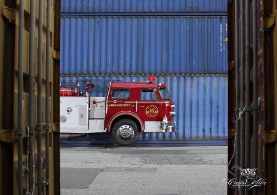 Feuerwehrauto, Carlos Kella, SWAY Books, TÜV Hanse