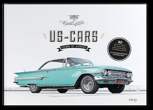 US-CARS – Legenden mit Geschichte von Carlos Kella / SWAY Books