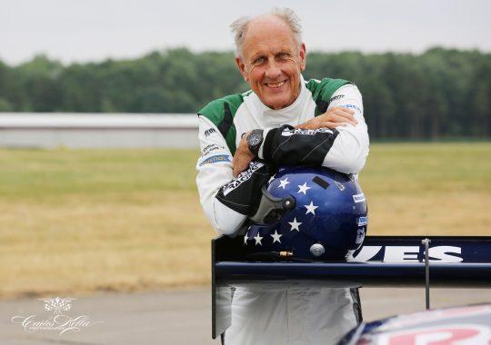 Hans-Joachim Stuck, Auto Wichert, Racedays 2018, DTM, Carlos Kella, SWAY Books