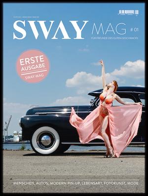 SWAY MAG #01 – Erstausgabe