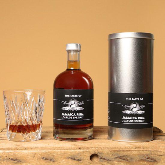 """Jamaica Rum """"Carlos Spezial"""""""