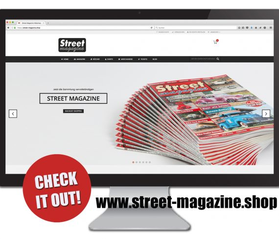 Check it Out: Street Magazine Webshop