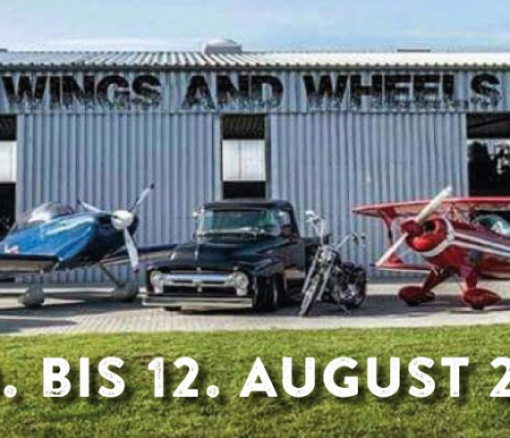 Wings & Wheels 2018