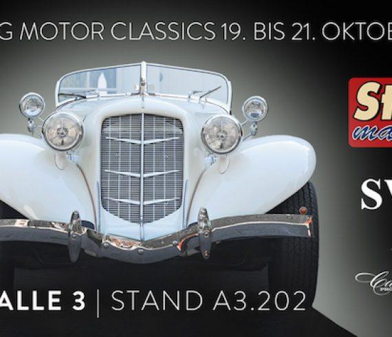 Hamburg Motor Classics 2018