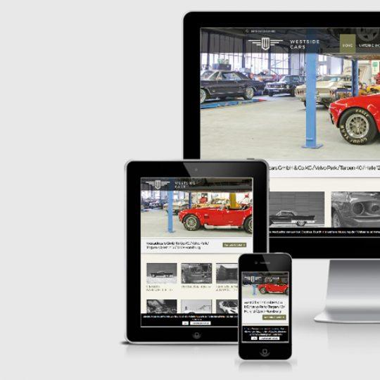 Fotoshooting von Carlos Kella für den Relaunch der westside.cars Website.