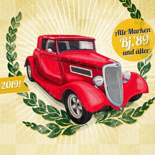 Am Samstag, den 11.05.2019 findet von 10:00 - 16:00 Uhr das Oldtimer & US Car Treffen Bramfeld statt.