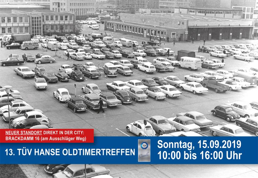 TÜV Hanse GmbH technische Prüfstelle historisch