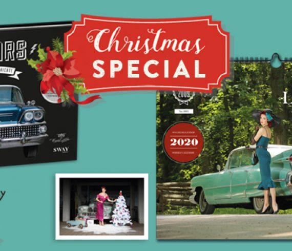 Das SWAY Books Christmas Special Sparpaket